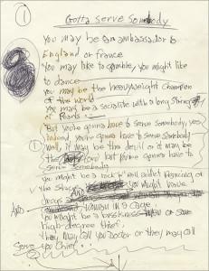 Bob+Dylan+-+Gotta+Serve+Somebody+Handwritten+Lyrics+-+MEMORABILIA-443847