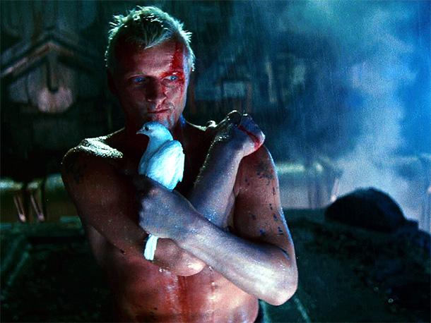 Blade Runner Script Gods Must Die Action Sequence
