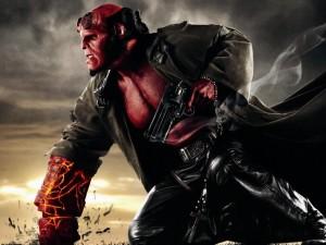 Hellboy-Ron-Perlman-Guillermo-del-toro-devil-diablo-Marvel
