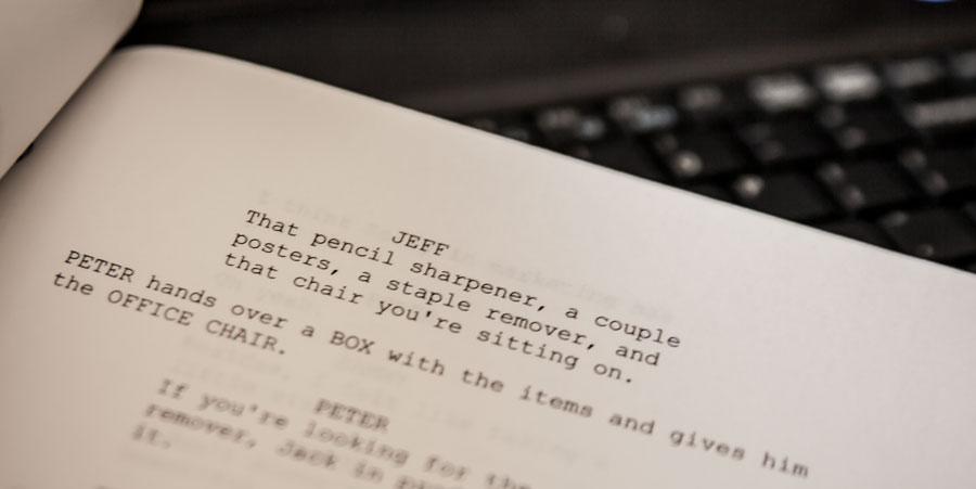 Script Magazine, screenwriting, blogs, transmedia ... - photo#45