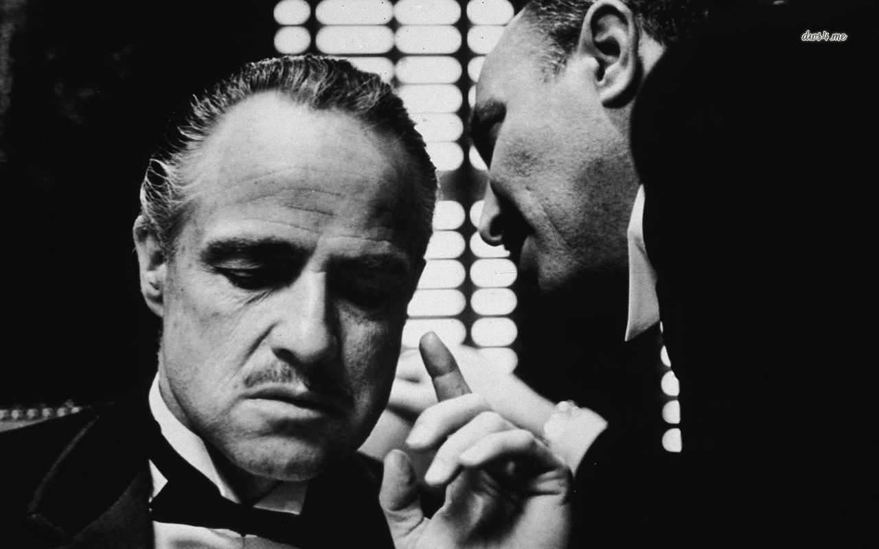 The Godfather, Script ...