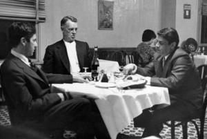 THE GODFATHER, from left: Al Pacino, Sterling Hayden, Al Lettieri, 1972