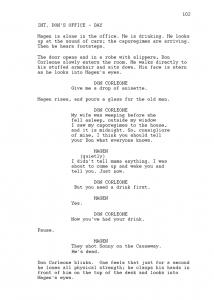 sample script 1